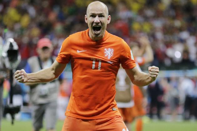 Hatching a Plan for Argentina to Stop Netherlands Superstar Arjen Robben