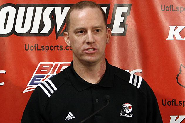 Brohm States His Case for Playing Football at WKU