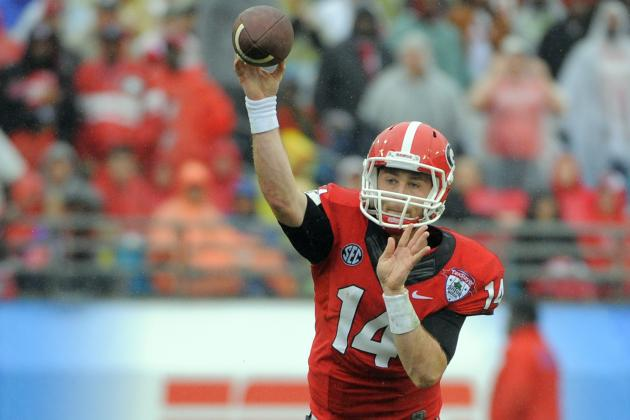 Georgia 2014 Quarterback Fall Practice Preview: Depth Chart and Analysis