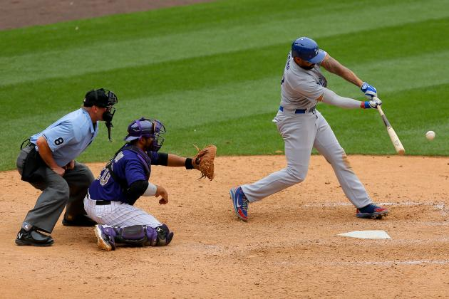 Kemp's 4 Hits Leads Dodgers Past Rockies 8-2