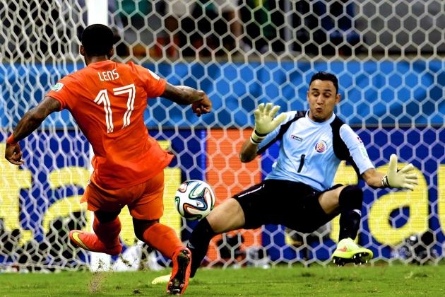 What the Future Holds for Costa Rica's World Cup Star Keylor Navas
