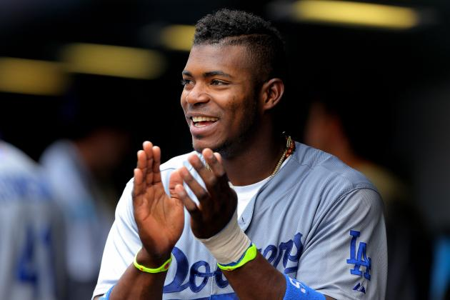 Clayton Kershaw, Yasiel Puig Lead 4 Dodgers Named to All-Star Team
