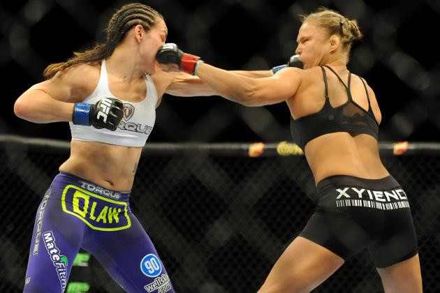 Rousey vs. Davis Results: Rowdy's UFC 175 Win Showed Dangerous Versatility