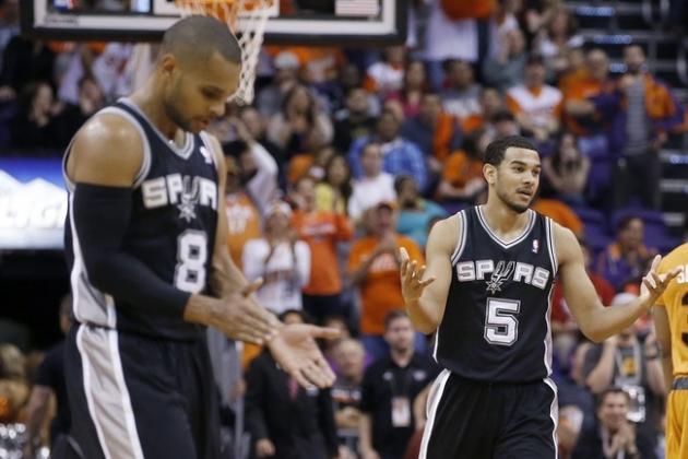 Cory Joseph Has Another Chance to Shine for San Antonio Spurs Next Season