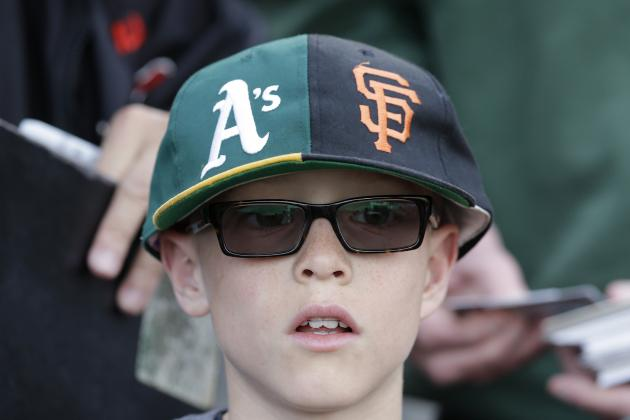 Handicapping Odds for Giants vs. A's Bay Bridge World Series in 2014