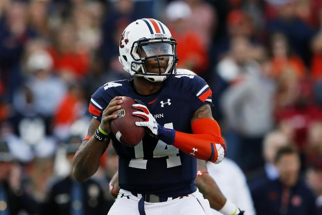 Auburn 2014 Quarterback Fall Practice Preview: Depth Chart and Analysis