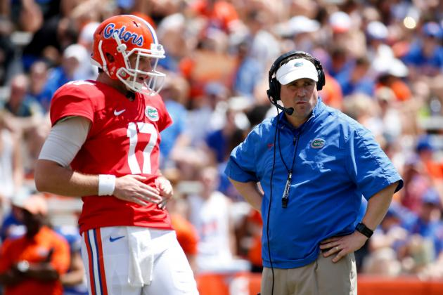 Florida Gators 2014 Quarterback Fall Practice Preview: Depth Chart and Analysis