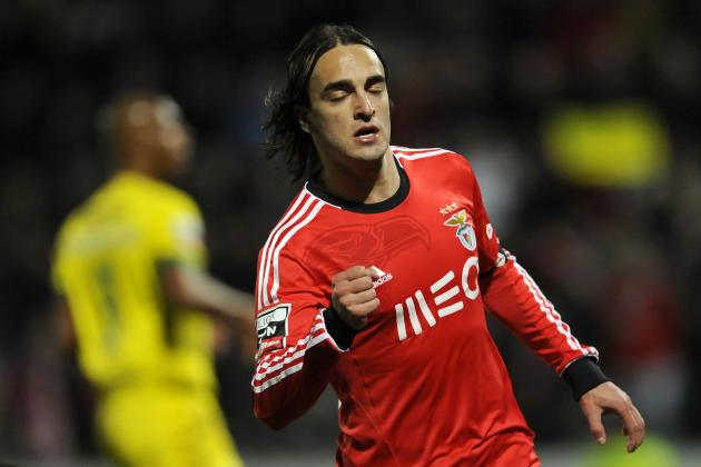 Liverpool Transfer News: Lazar Markovic Terms Emerge as Deal Draws Closer