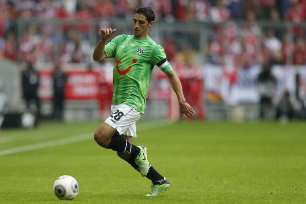 Scouting Report: Is Lars Stindl Manchester United's Arturo Vidal Alternative?