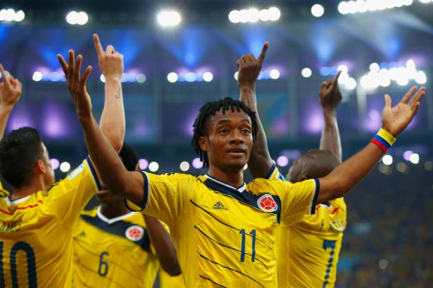 Barcelona Transfer News: Juan Cuadrado Prefers Catalans to Arsenal or Man United