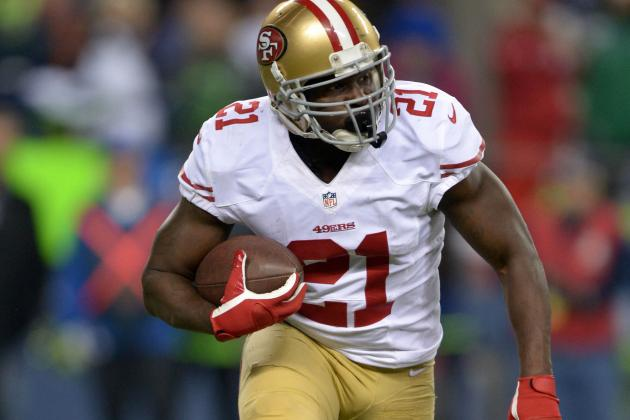 Frank Gore Joins an Odd Cast to Train by Boxing
