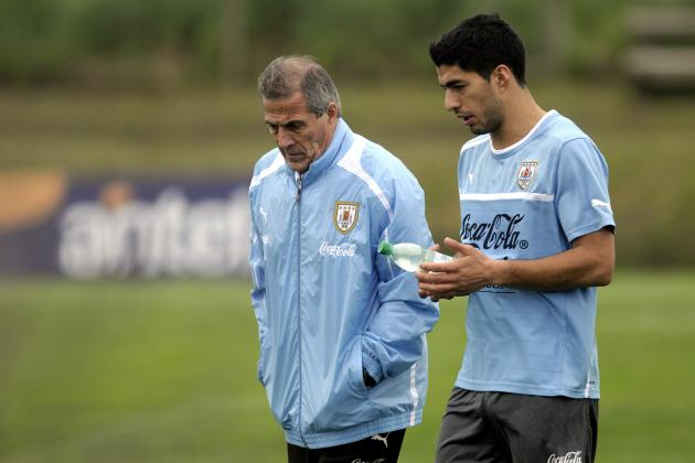 Barcelona Transfer News: Stunning Luis Suarez Claim Made by Oscar Tabarez