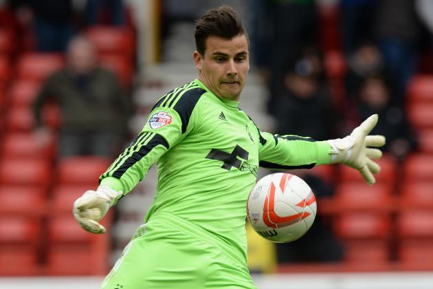 Report: Arsenal Tracking Forest GK Darlow