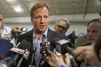 Roger Goodell Could Change the Landscape of the AFC North