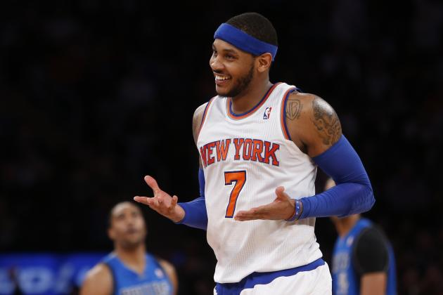 Knicks Rumors: Latest Buzz on New York's Pursuit of Carmelo Anthony