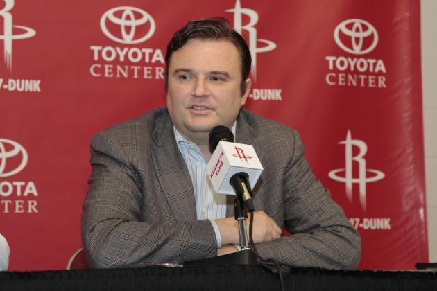 Houston Rockets Want Big Three Regardless of LeBron James or Carmelo Anthony