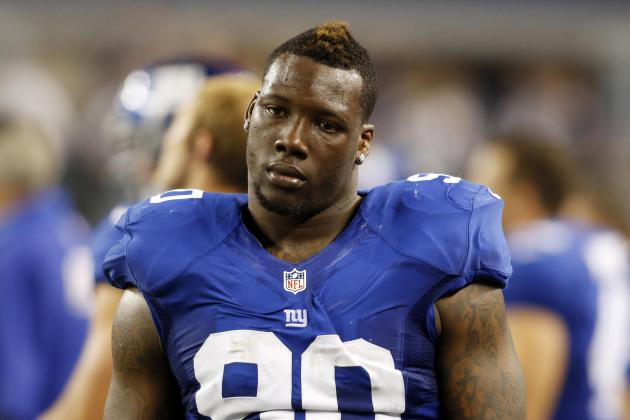 Giants DE Jason Pierre-Paul Takes Offense to NFL Network's Top 100 List