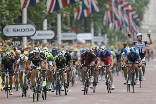 Tour de France 2014: Stage 3 Winner, Results and Updated Leaderboard Standings