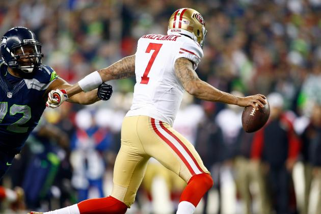 Is Colin Kaepernick Too Low in ESPN's Rankings?