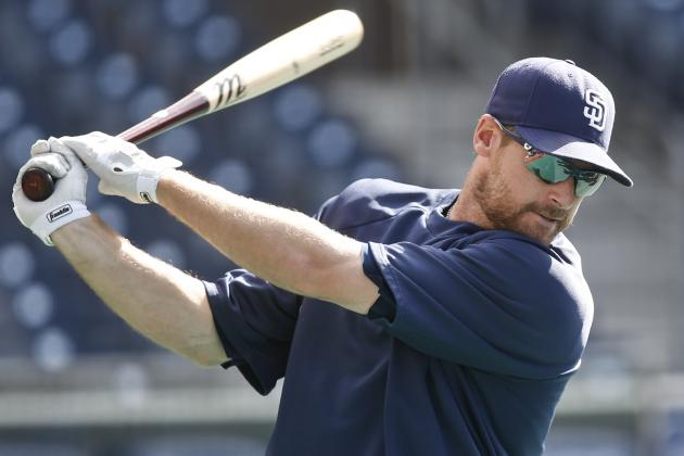 MLB Trade Rumors: Chase Headley, Joaquin Benoit and More Buzz