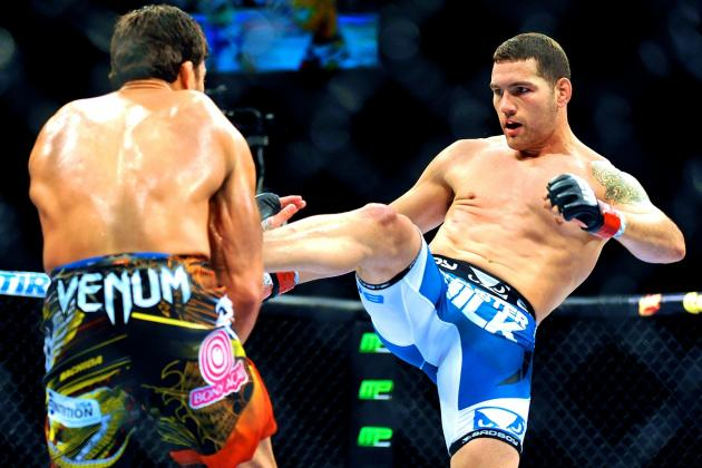 Chris Weidman Can Close TRT Era in UFC by Beating Vitor Belfort