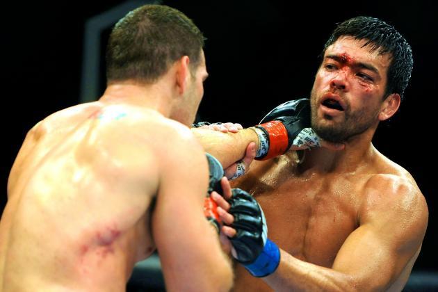 UFC 175: Ray Longo Says Chris Weidman 'Kind Of' Beat Lyoto Machida with 1 Hand