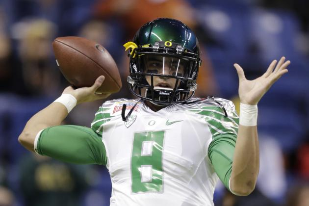 Oregon Ducks 2014 Quarterback Fall Practice Preview: Depth Chart and Analysis