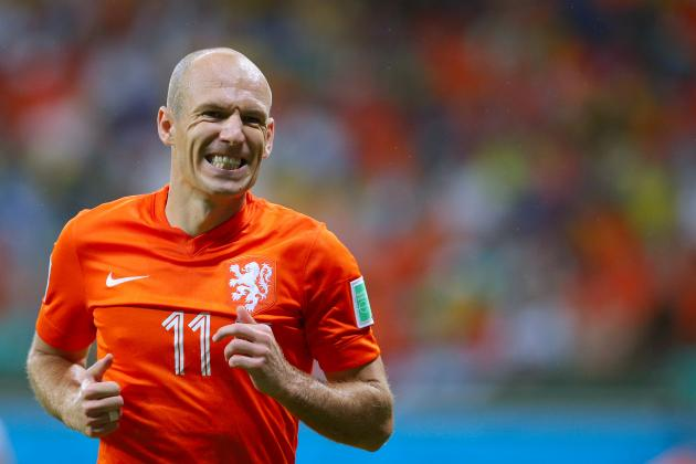 Netherlands vs. Argentina: Updated Form Analysis for 2014 World Cup Semi-Final