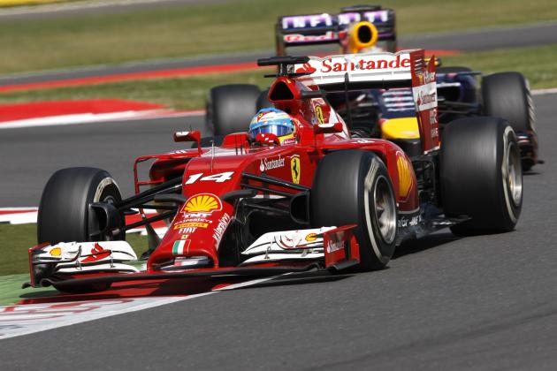 Formula 1 Needs a Great Rivalry Between Sebastian Vettel and Fernando Alonso