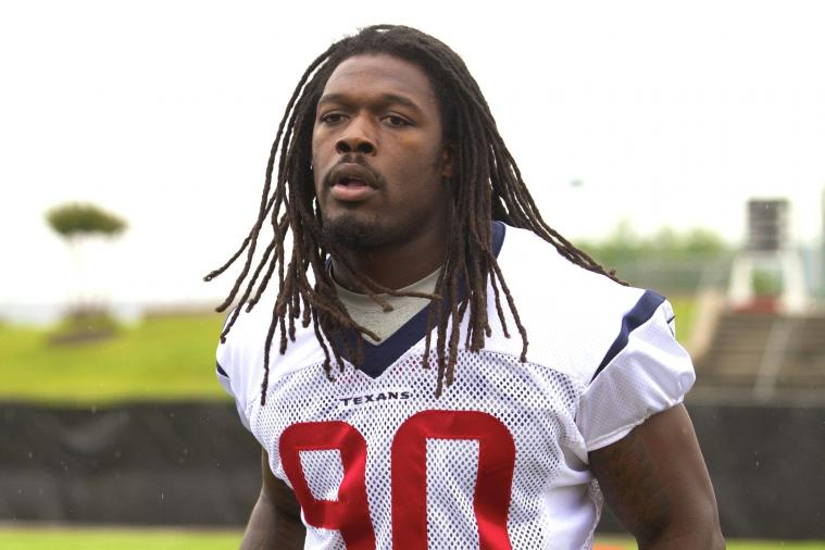 Jadeveon Clowney Sets His Sights on Sacking Andrew Luck