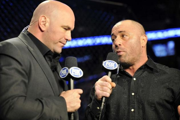 Dana White Exonerates Joe Rogan for Ambushing Ronda Rousey in Interview