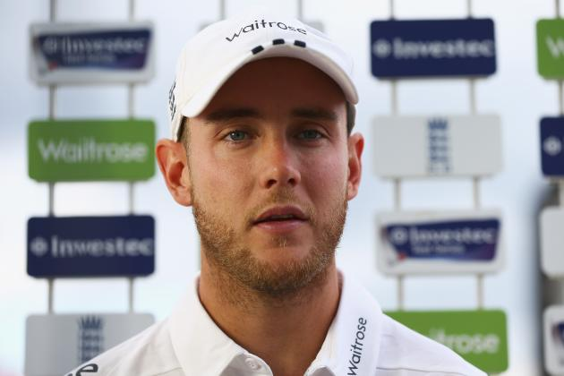Broad Says England Ready for Gruelling India Series