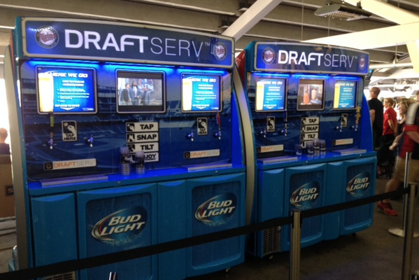 MLB All-Star Game to Feature Self-Serve Beer Stations