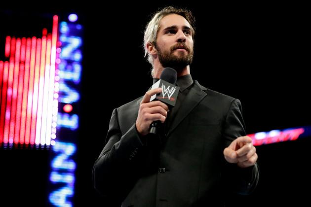 Report Card for the First Month of Seth Rollins' Singles Heel Run