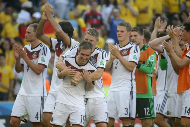 Brazil vs. Germany: Kickoff Time, Live Stream, Match Odds for 2014 World Cup