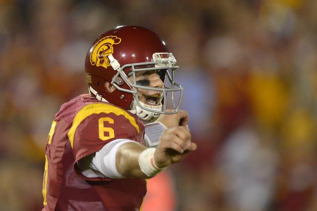 USC Trojans 2014 Quarterback Fall Practice Preview: Depth Chart and Analysis