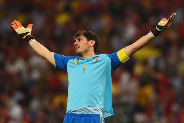 Scouting Report: Florent Chaigneau Better Arsenal Target Than Iker Casillas?