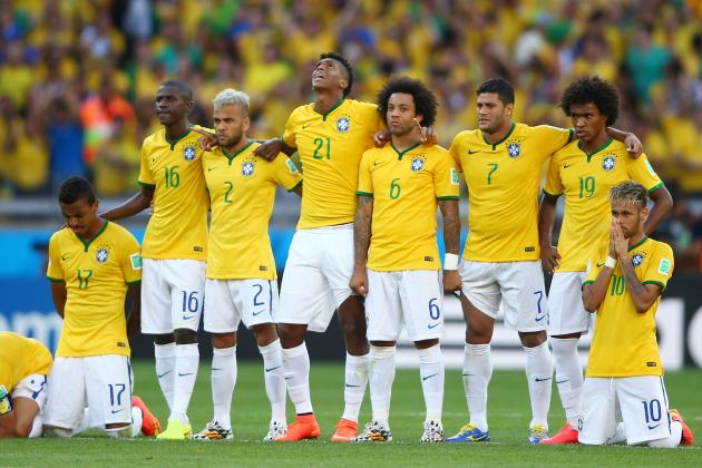 Brazil vs. Germany: Date, Time, Live Stream, TV Info and 2014 World Cup Preview