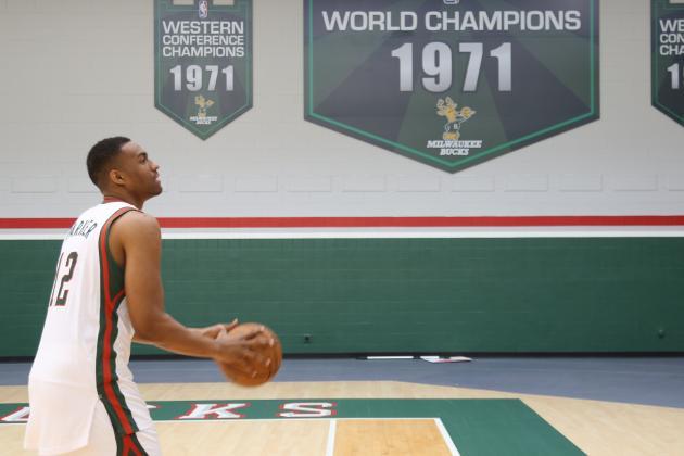 Realistic Expectations for Jabari Parker's Rookie Season with Milwaukee Bucks
