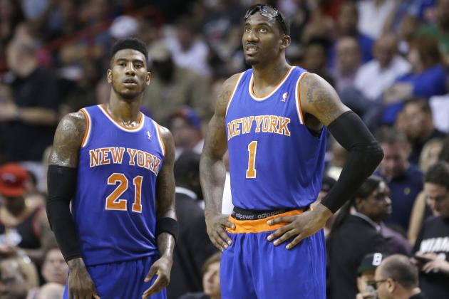 NY Knicks Must Resist Offseason Urge to Trade Iman Shumpert