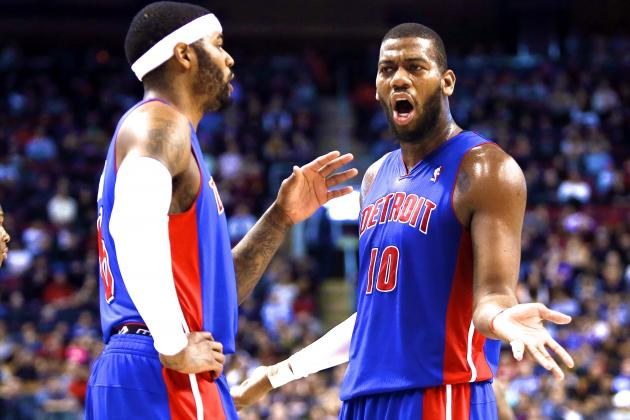 Detroit Pistons Have to Decide Between Greg Monroe and Josh Smith
