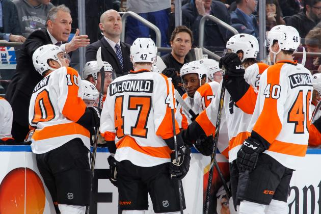 Flyers' Developmental Camp Set; Prince Honored