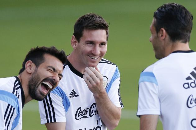 Netherlands vs Argentina: Form Guide, Live Stream, Prediction for 2014 World Cup