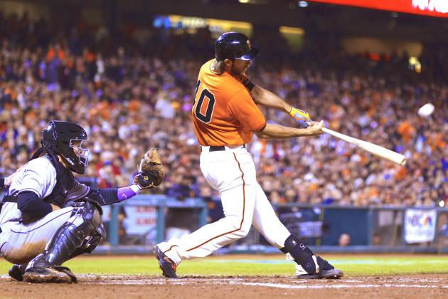Report: Madison Bumgarner Says He Wants to Hit in Home Run Derby