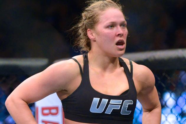 Ronda Rousey Injured Her Hand at UFC 175, Will Also Require Knee Surgery