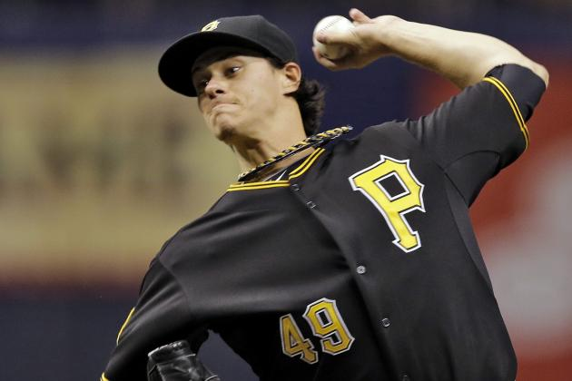 Pittsburgh Pirates: Who Gets Bumped from the Starting Rotation?