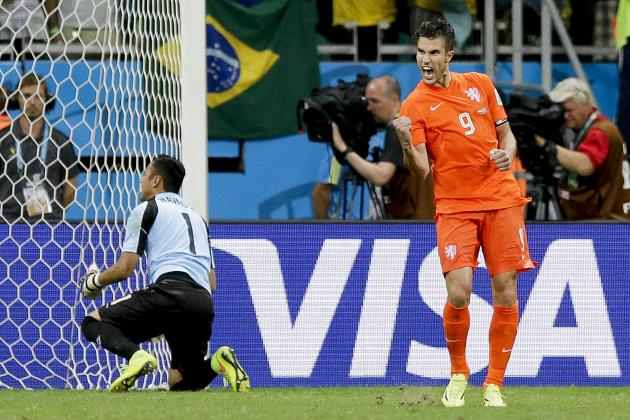 World Cup Semi Finals 2014: Predicting Results of Penultimate Round from Brazil