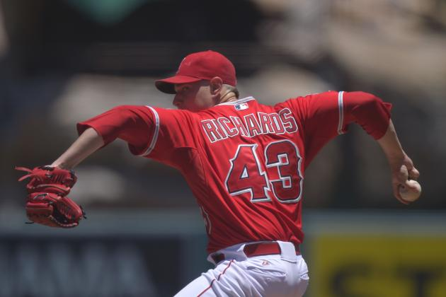 Angels Win 10 Consecutive Home Games for 1st Time Since 1996