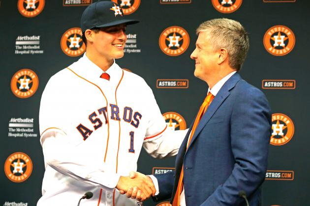 Aiken, Correa, Appel Trio Showing the Dangers of Building Through MLB Draft