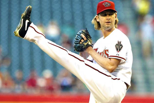 Bronson Arroyo Injury: Updates on Diamonbacks Pitcher's Elbow and Return